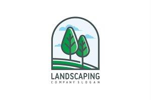 Landsacaping logo