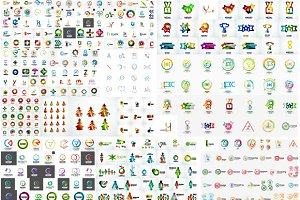 Logo designs mega collection