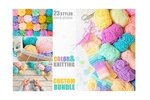 Custom bundle | Color@knitting