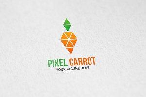 Pixel Carrot - Logo Template