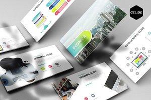 Evonica - Google Slide Template