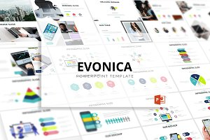 Evonica - Powerpoint Template