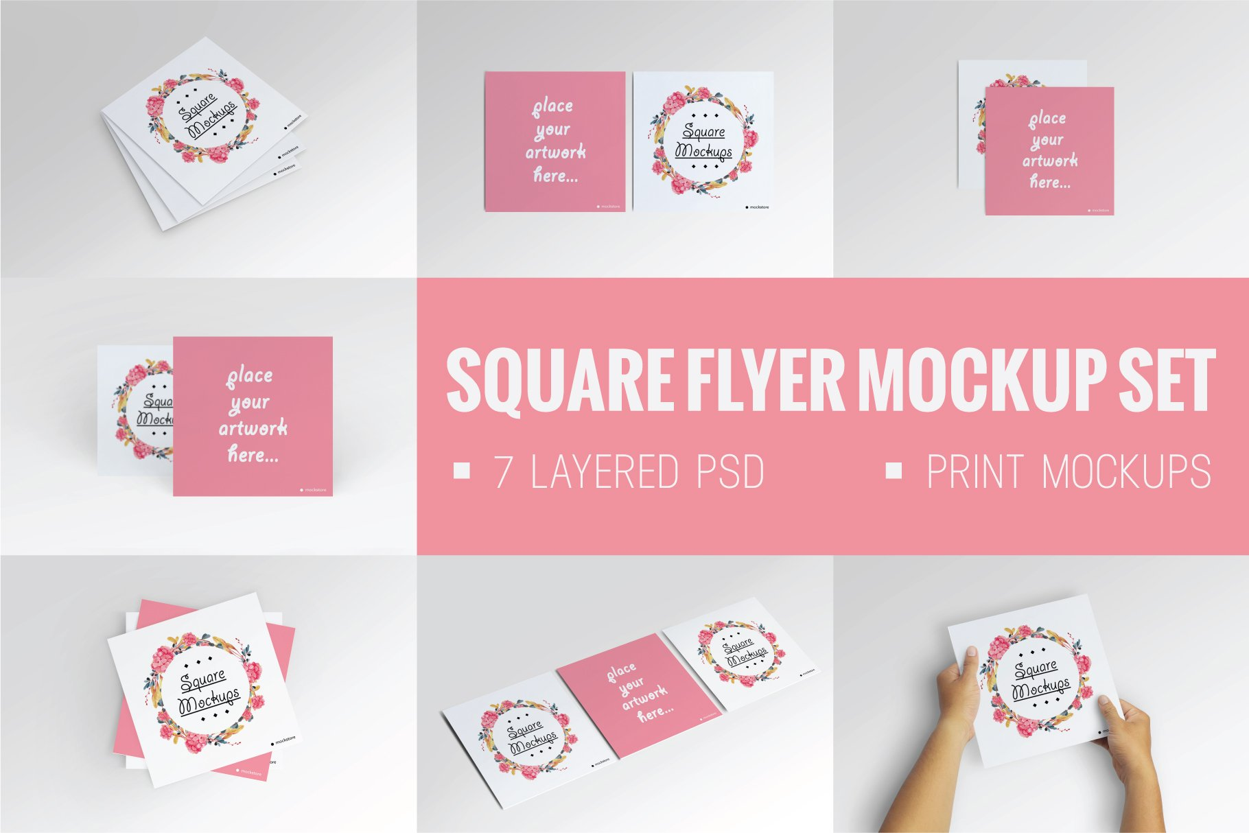 Print Mockup Bundle | Save 75% Off