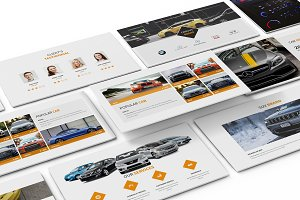 Cars Rental and Sell Keynote