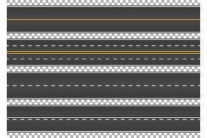 Road street with asphalt,highway