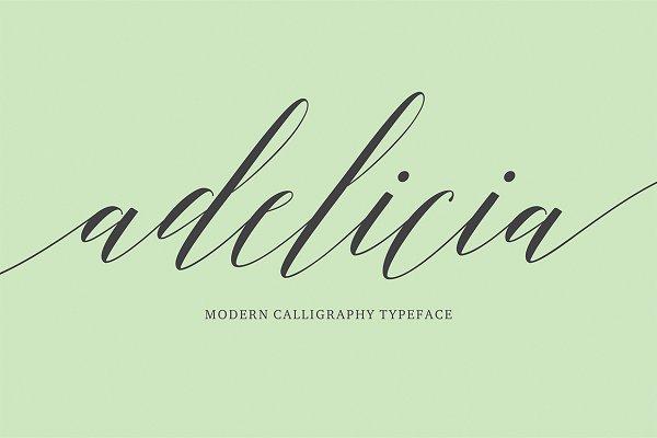 Adelicia Script