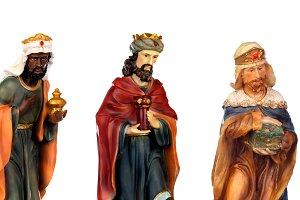 The three wise men