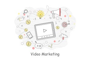 Video Marketing Approaches, Measures