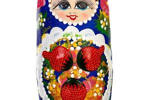 Russian doll babushka matrioska