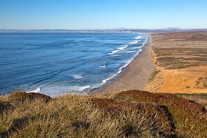 Point Reyes Coastal Scenery