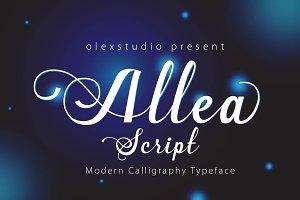 New Allea Script