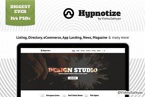 Hypnotize - PSD