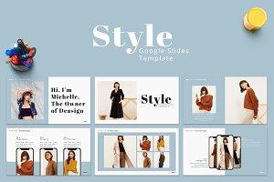 Style - Google Slides