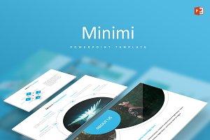 Minimi - Powerpoint Template
