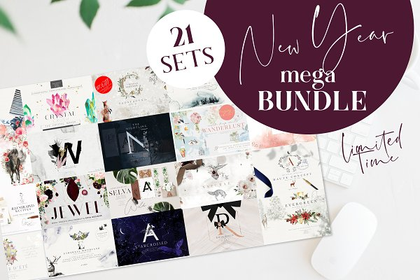 New Year Mega Bundle - Limited Time