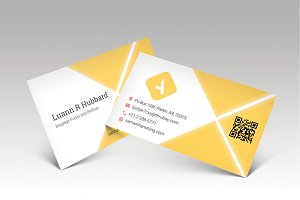 6 in 1 Business Card Template