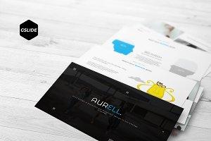 Aurell - Google Slides Template