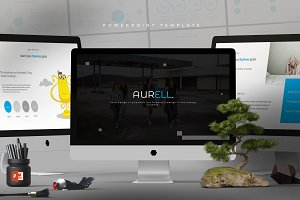 Aurell - Powerpoint Template
