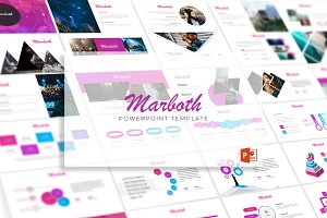Marboth - Powerpoint Template