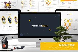 Minshittar - Powerpoint Template