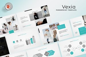 Vexia - Powerpoint Template