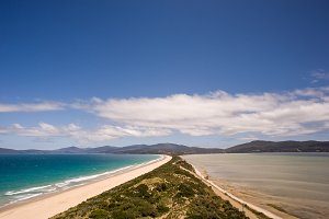 The Spit - Bruny Island