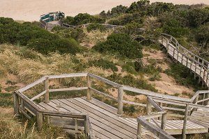 Bruny Island Lookout