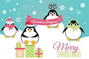 Christmas Penguins, Vol 1