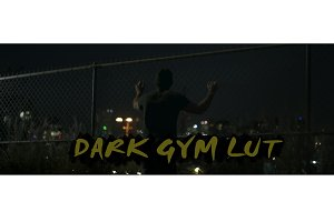 Dark Gym Cinematic LUT