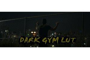 Dark Gym Cinematic LUT