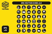 Spa Vector (Icons)