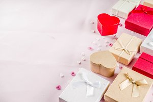 Valentine's day gifts gift boxes bac