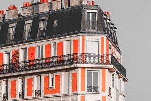 Building in Paris