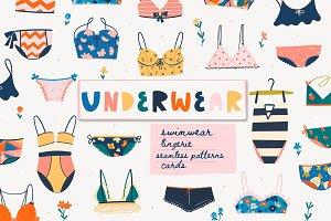 Swimwear ♥ lingerie