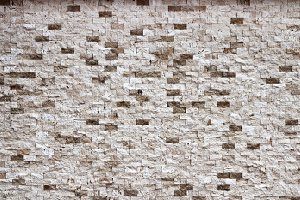 Different stone tiles background