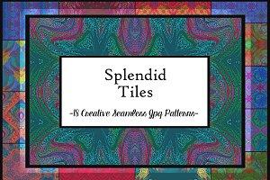 Splendid Extra Fancy Pattern Tiles