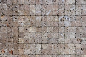 Square stones surface background