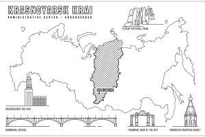 Krasnoyarsk main attractions