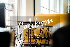 Desktop Lightroom Preset