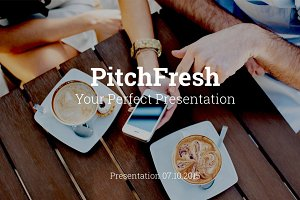 Super Pitch Keynote Presentation