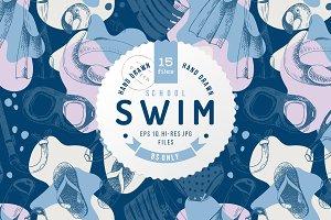 Swim school designs