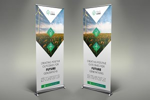 Environmental - Roll Up Banner