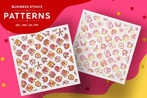 Business Ethics Patterns Collection