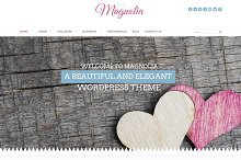 Magnolia - Premium Wedding Theme by  in Wedding