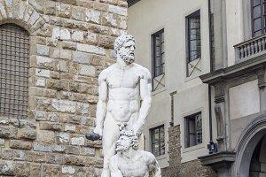Sculptures of Piazza della Signoria