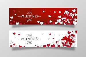 Happy Valentine's Day two Templates