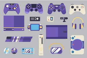 Gaming Illustrations