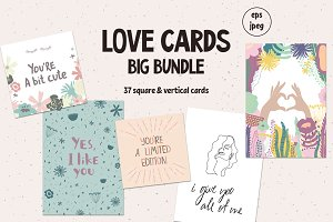 Love Cards Collection