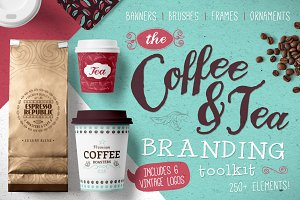Coffee & Tea Branding Toolkit
