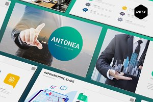 Antonea - Powerpoint Template